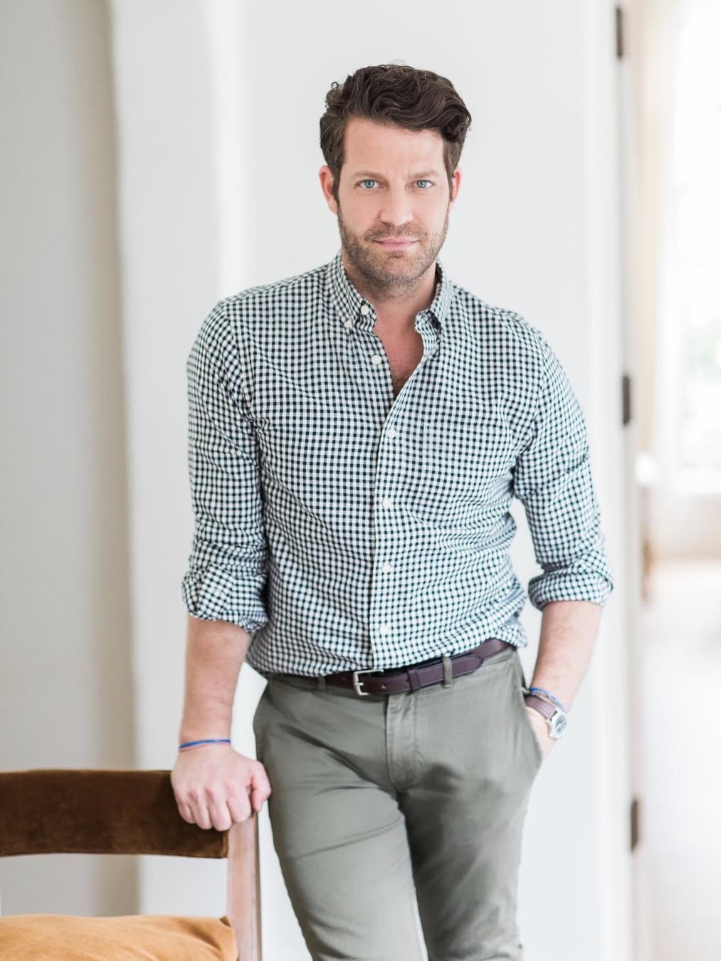 Nate Berkus Says All Good Entryways Have These 6 Things in Common