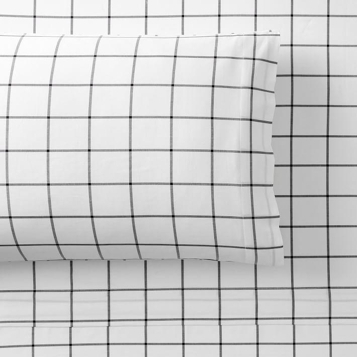 Boxter Plaid Sheet Set, Twin_Twin XL