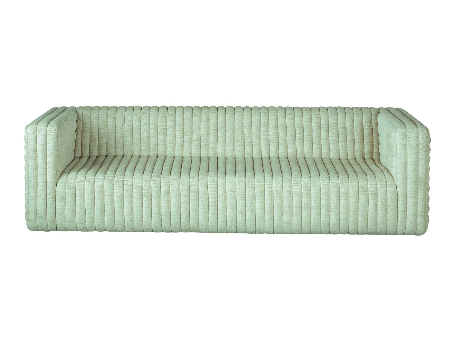 Ribbed Decor Is Making a Splash This Summer