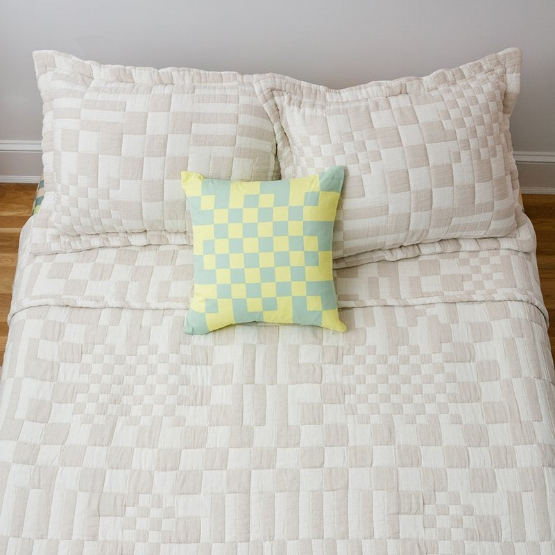 1 – Check Coverlet