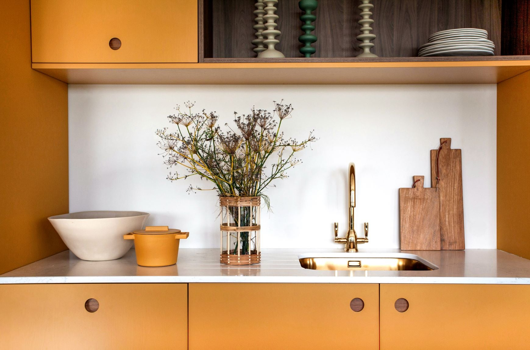 A Crash Course in Choosing Kitchen Countertops