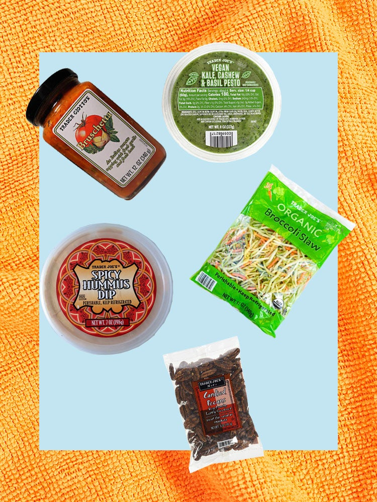 5 Products a Food Blogger Buys at Trader Joe's to Speed Up Meal Prep – domino