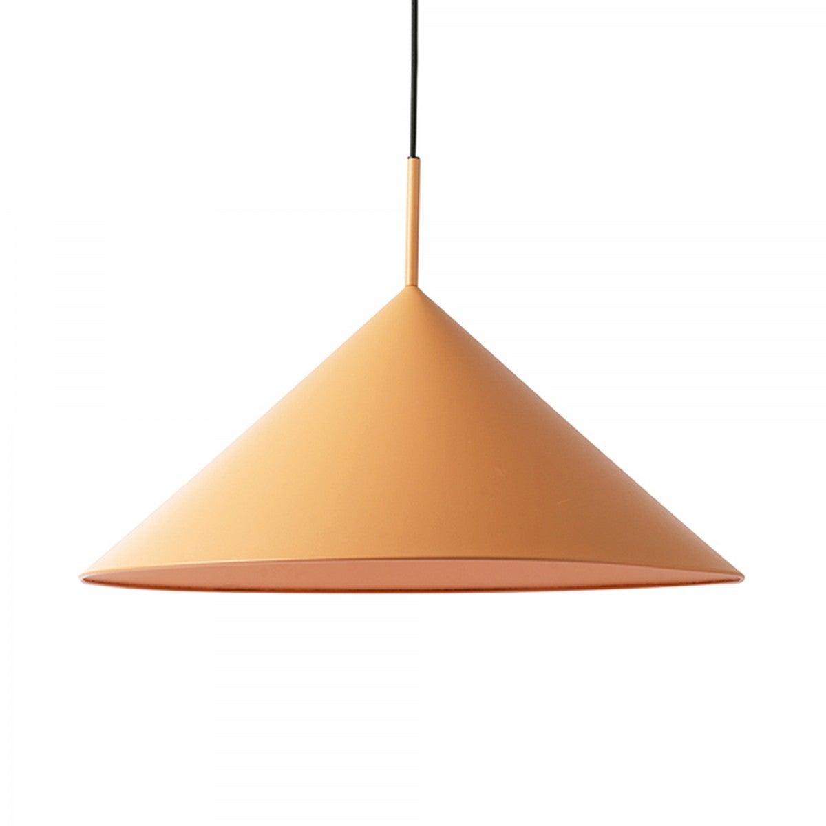 triangle-pendant-lamp-peach-metal