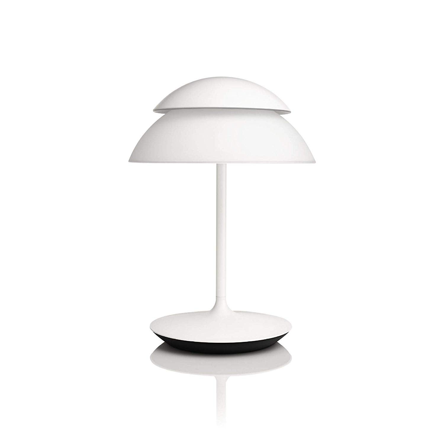 Philips Hue Beyond Dimmable LED White Smart Table Lamp