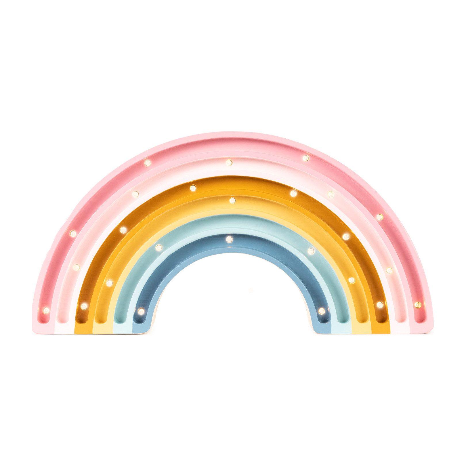Rainbow Lamp, Retro