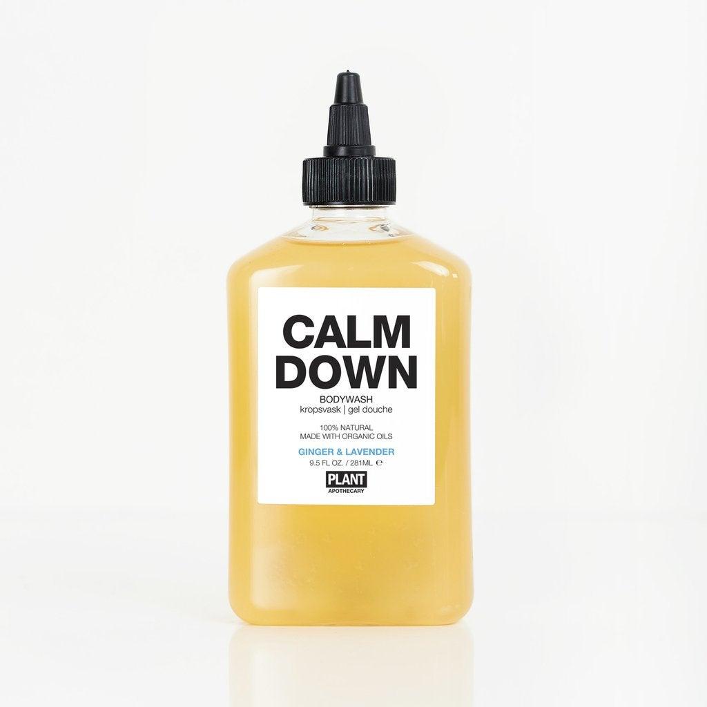 CALM DOWN ORGANIC BODY WASH