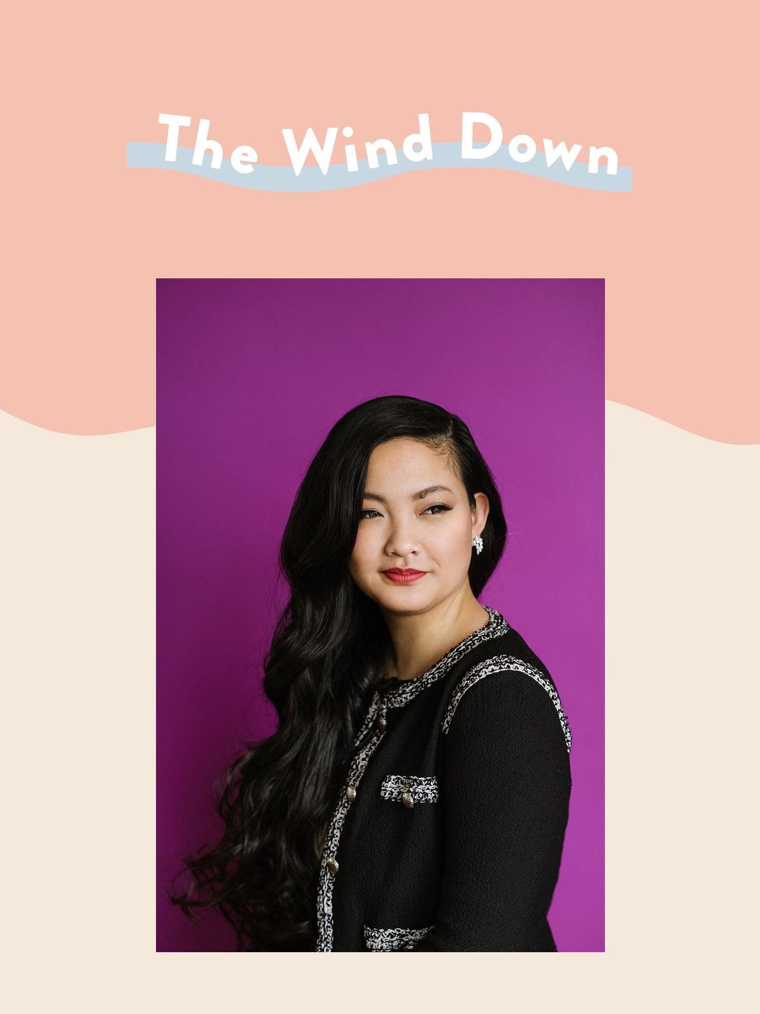 Amanda Nguyen's Nighttime Routine Starts With Gratitude