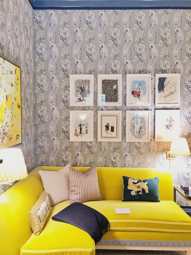 Chintz Fabric Is Making a Comeback