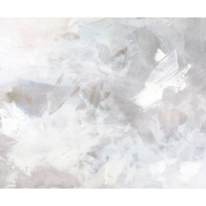 grey and white brushstrokes