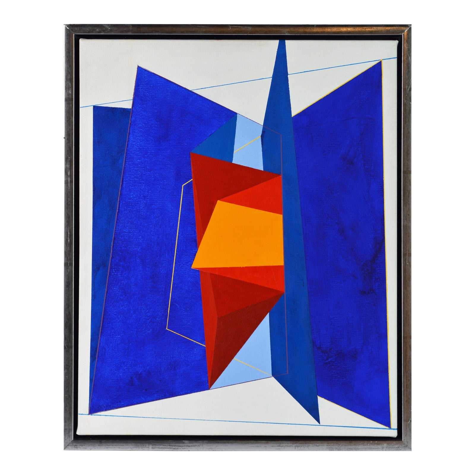 Composition Contemporary Abstract Painting