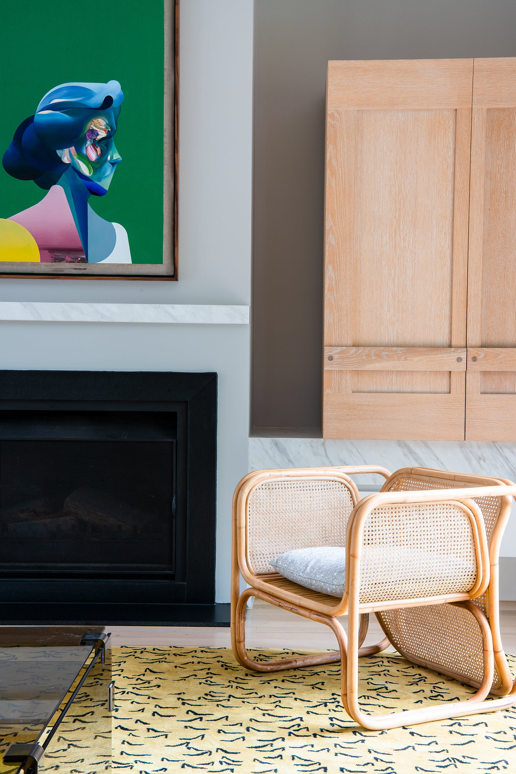 4 Family Room Ideas To Steal From This Fashion Insider S