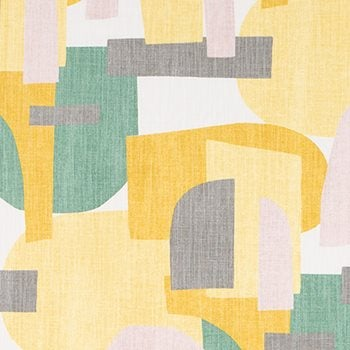 523885 Schiele Arch Golden Hour Fabric by Robert Allen