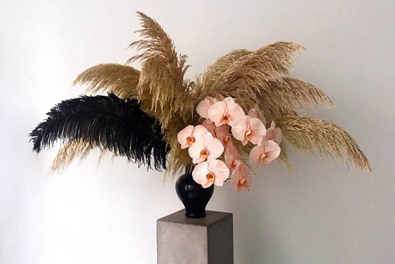 Feathers Belong In Your Fl Arrangements