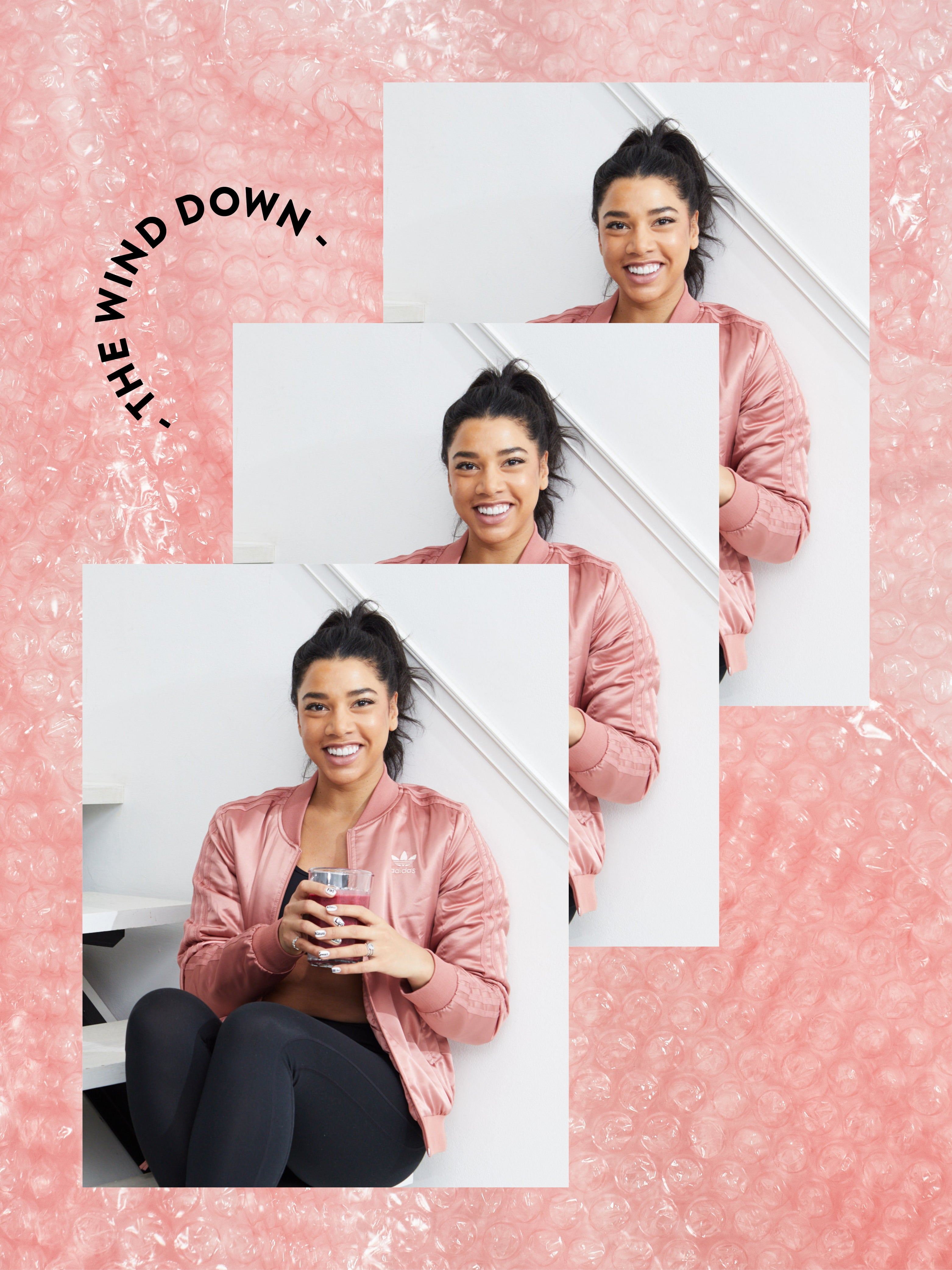 Hannah Bronfman's Nighttime Routine Involves Chilling Out to a Good Netflix Thriller
