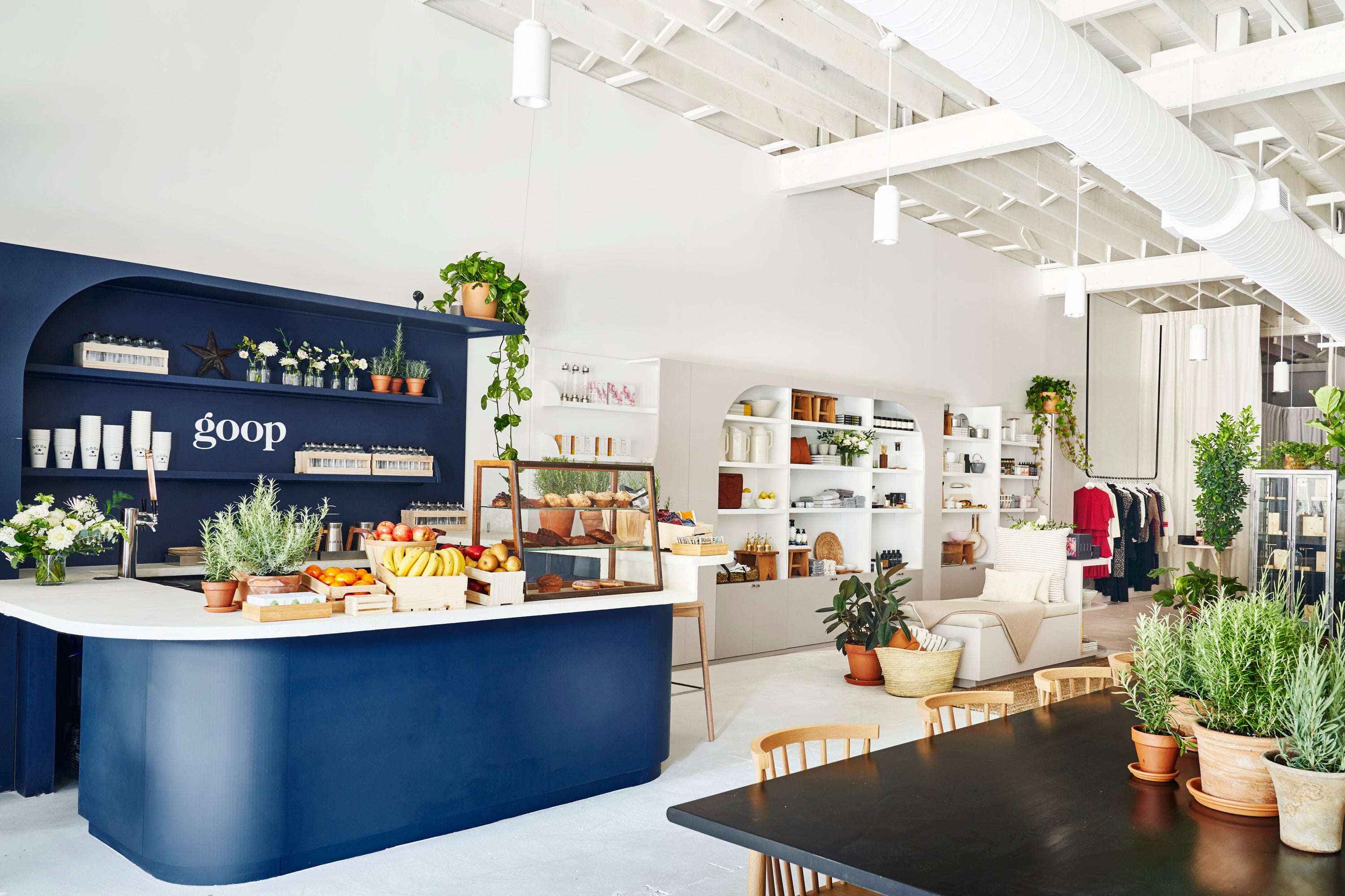 Goop's New Nashville Pop-Up Store Is Packed with Cool Wellness Goodies