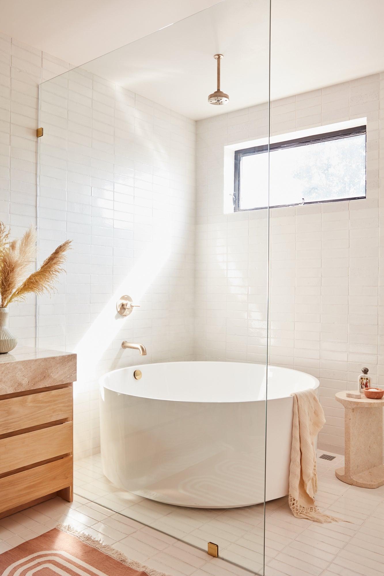 bathtub tips kamar mandi bersih