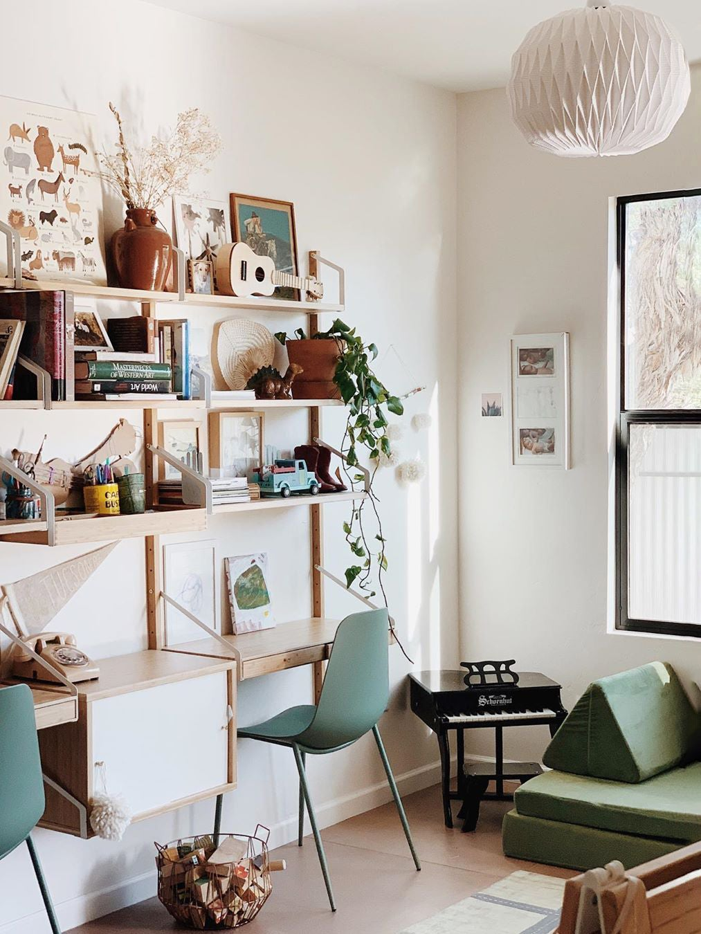 Inside OurSouthwestNest's Earthy Tucson Home