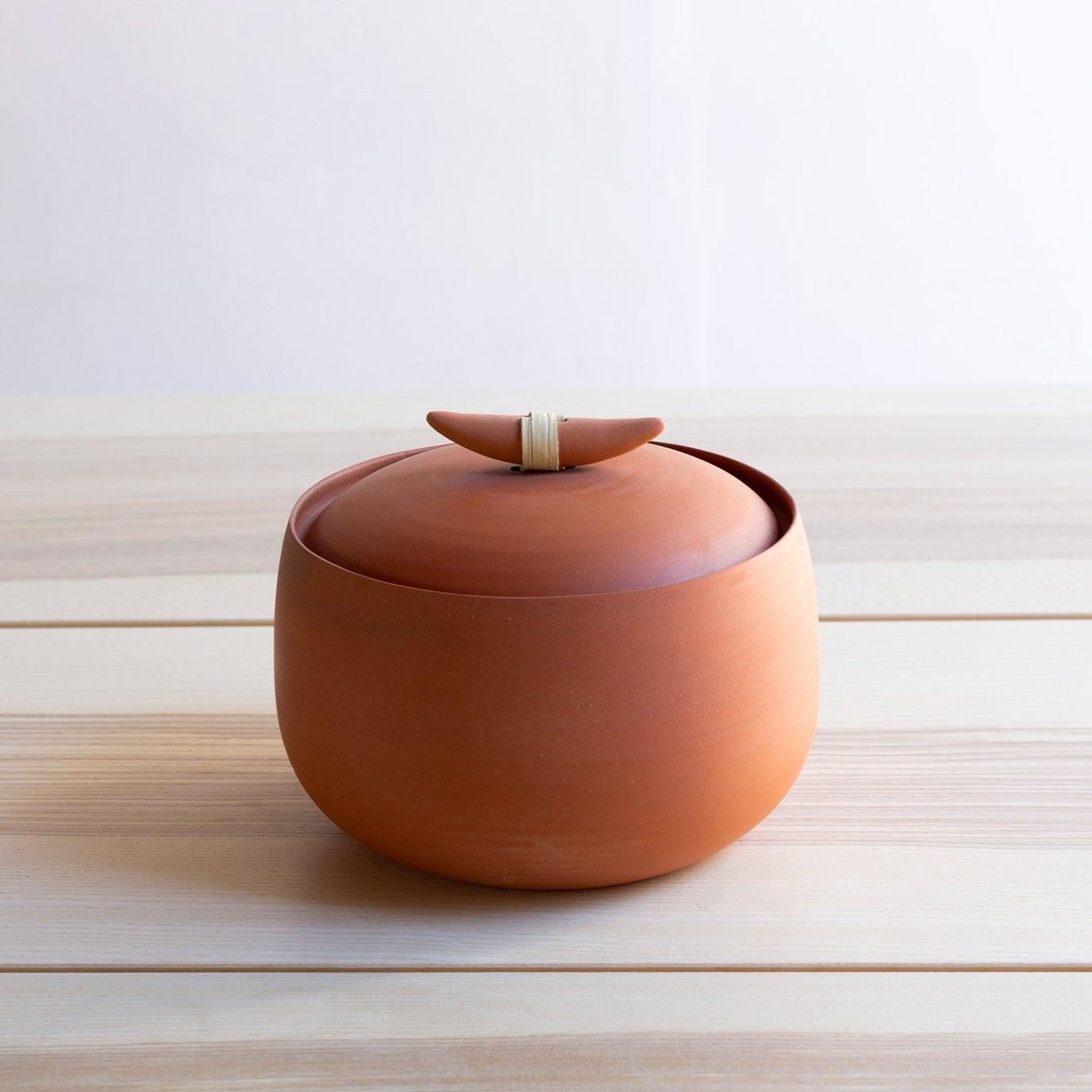 Horn Handle Jar