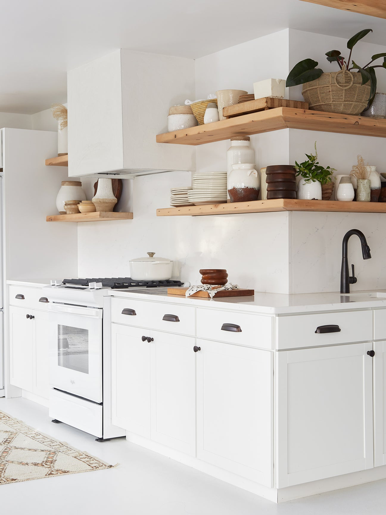 We Absolutely Believe in Your Galley Kitchen