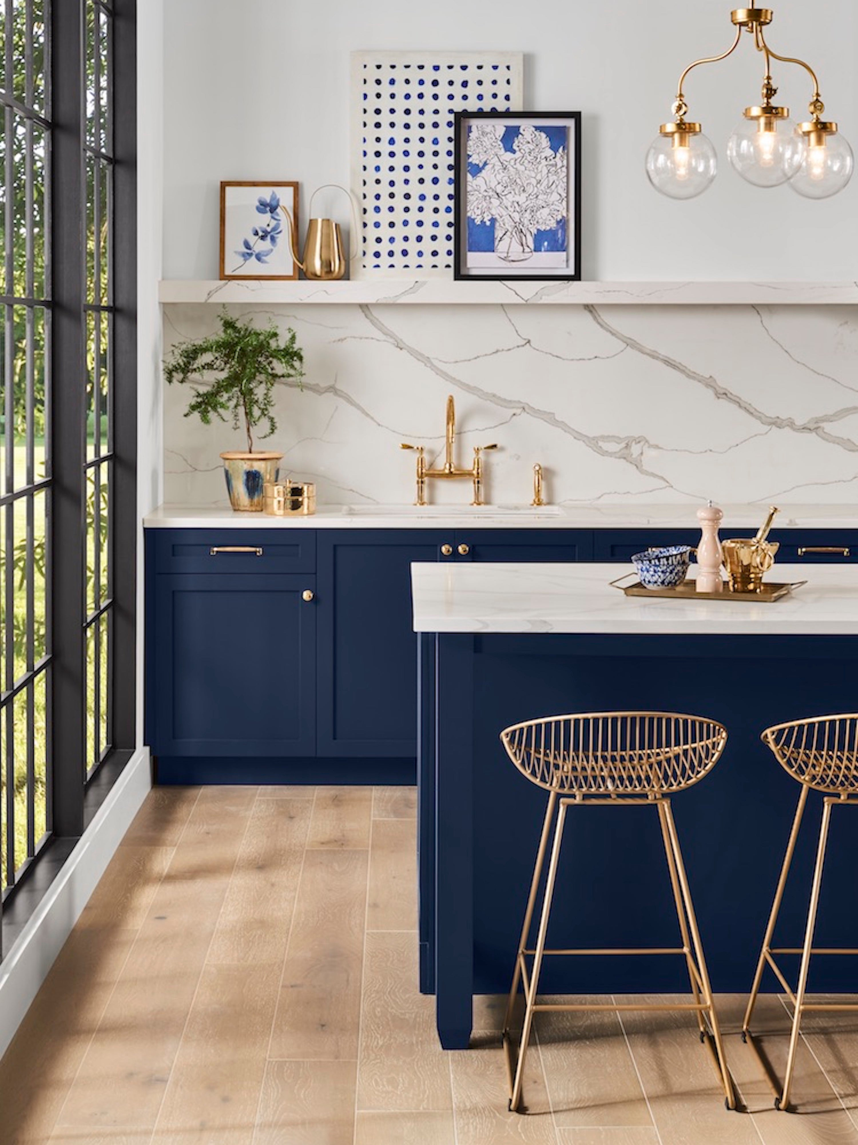 How 3 Designers Would Decorate With Sherwin-Williams's Color of the Year