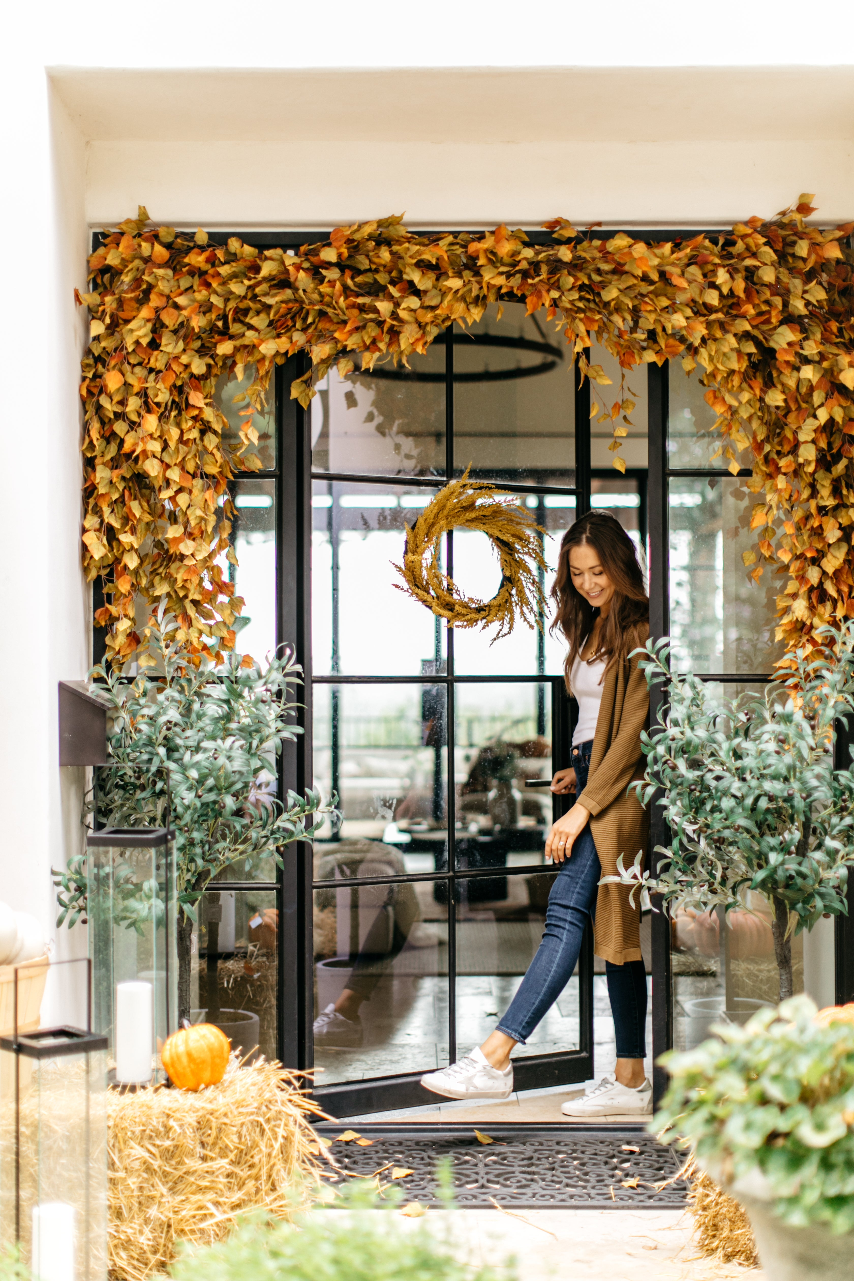 Camille Styles Made Over Her Home with Target's New Fall Home Decor Collection