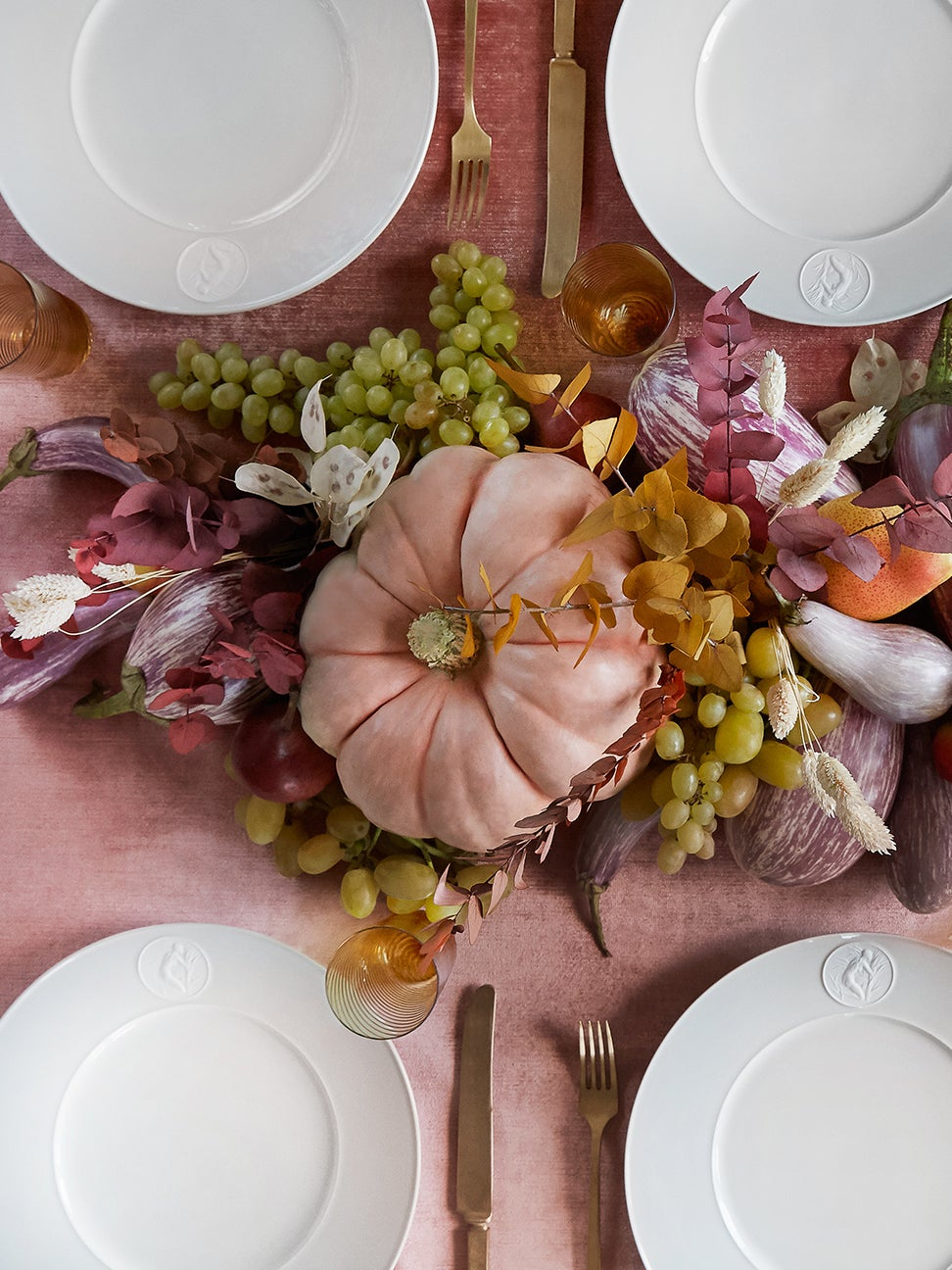 An Under-$30 Centerpiece Idea That's Perfect for Thanksgiving