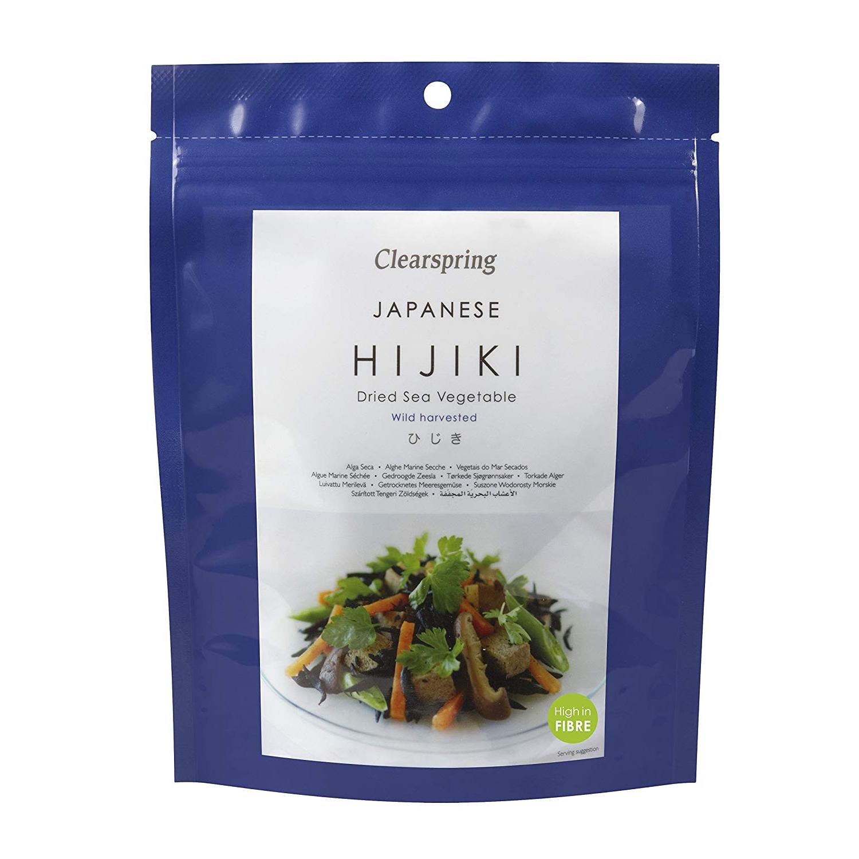 Clearspring – Sea Vegetables – Wild Hijiki