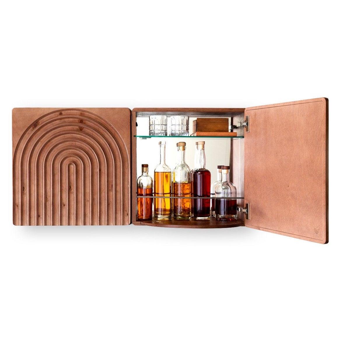 KARVD Arch – Liquor Cabinet