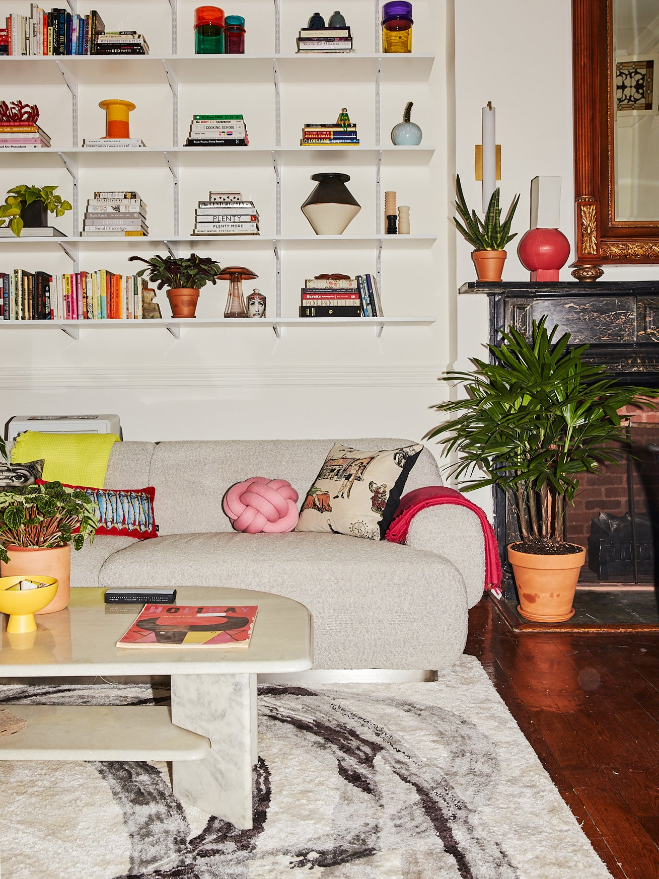 Inside the Great Jones Founder's Eclectic NYC Apartment