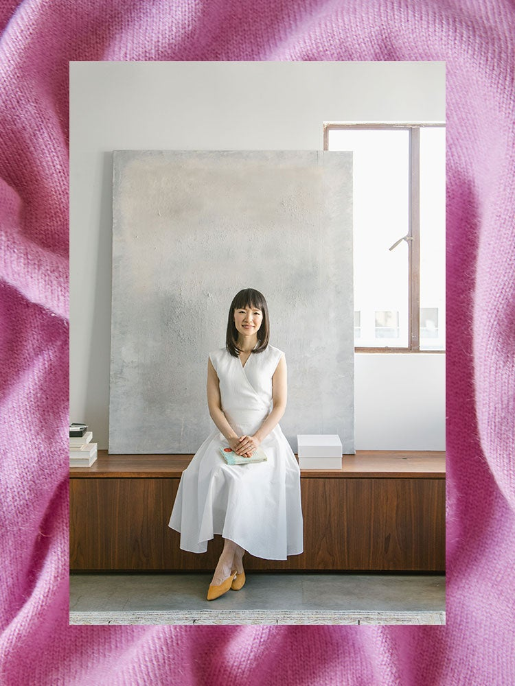 Alert: Marie Kondo Is Releasing a Second Book