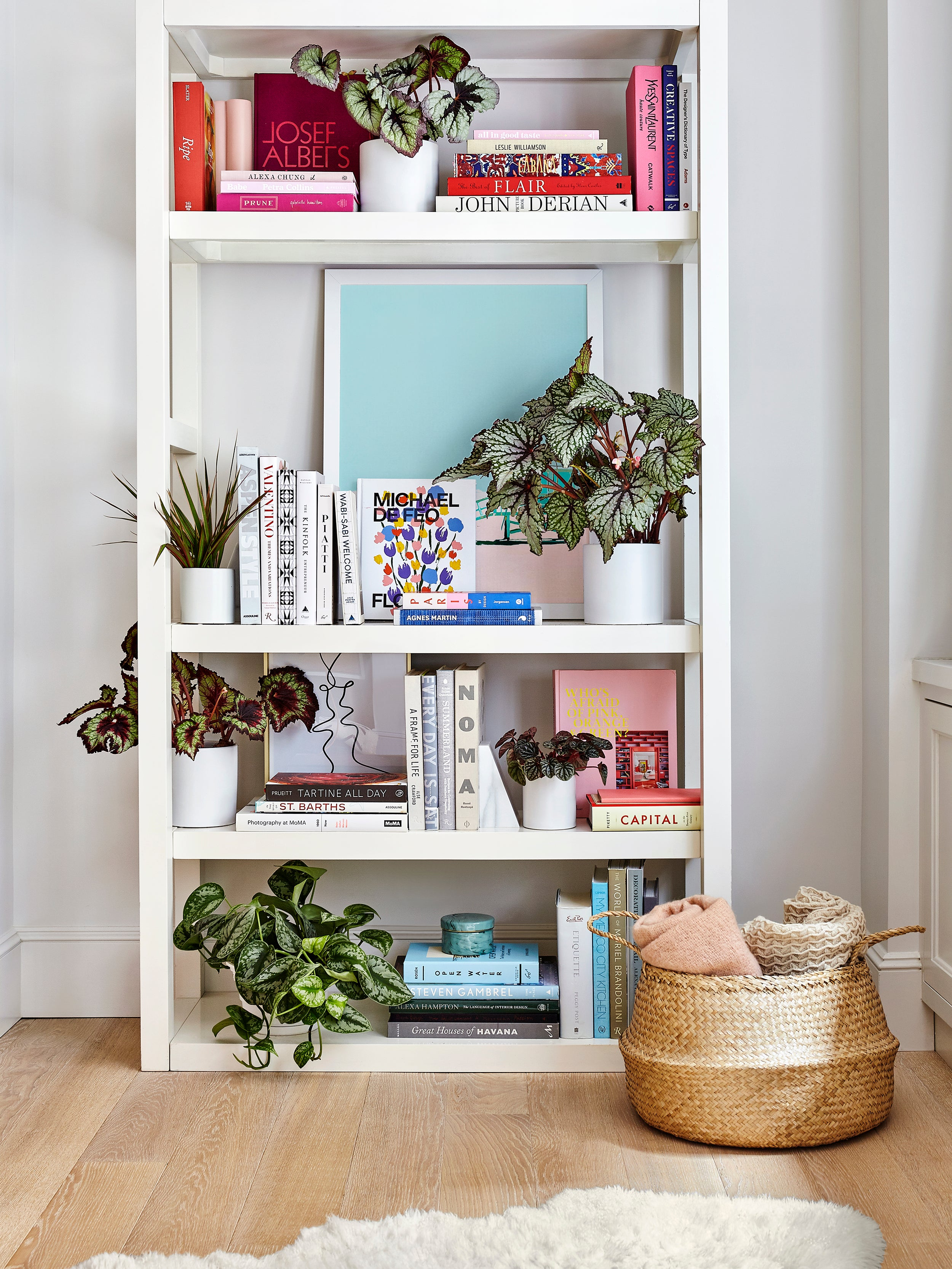 Our Definitive Guide to Styling Your Dream Bookcase