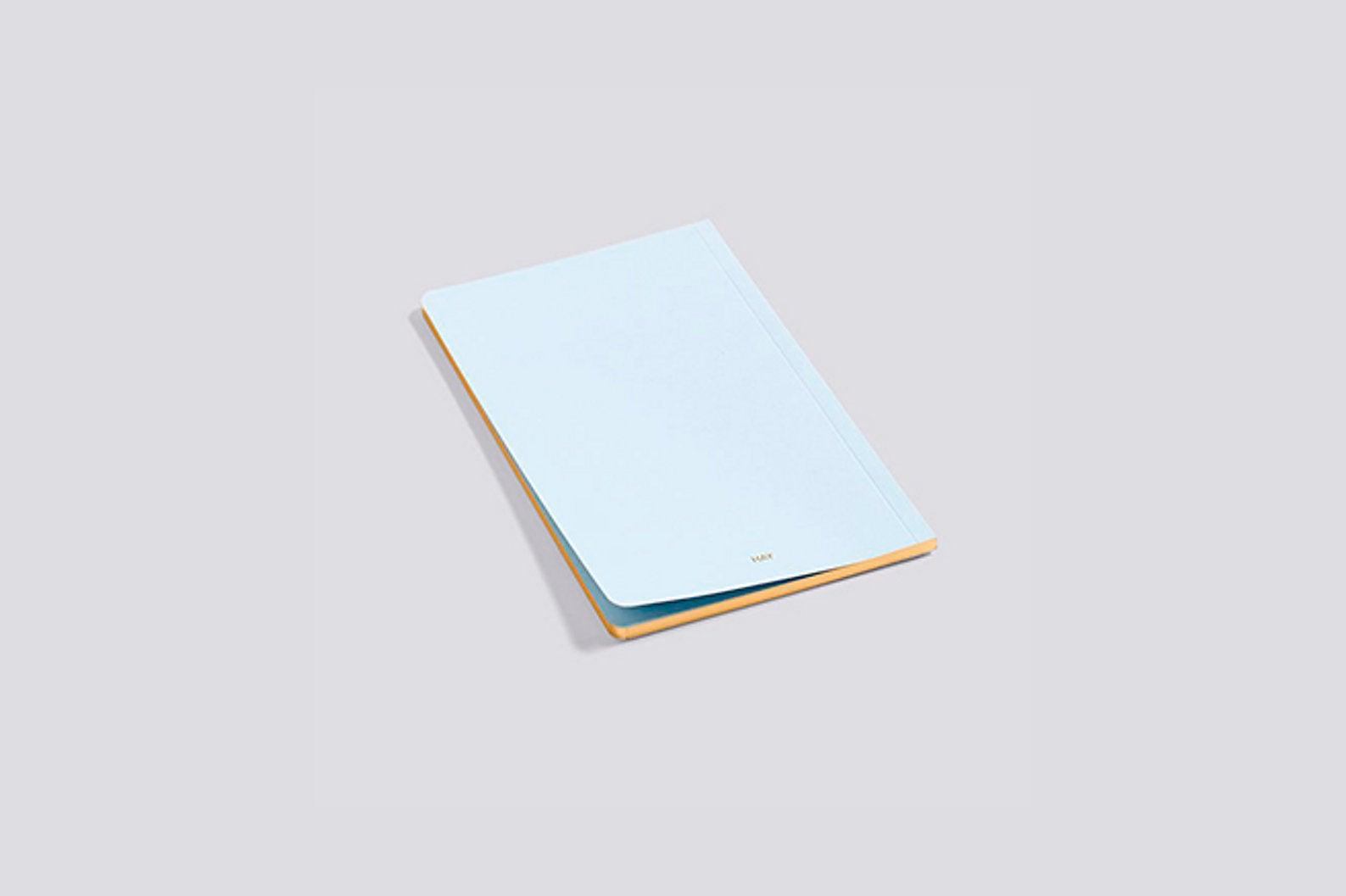 notebook hay