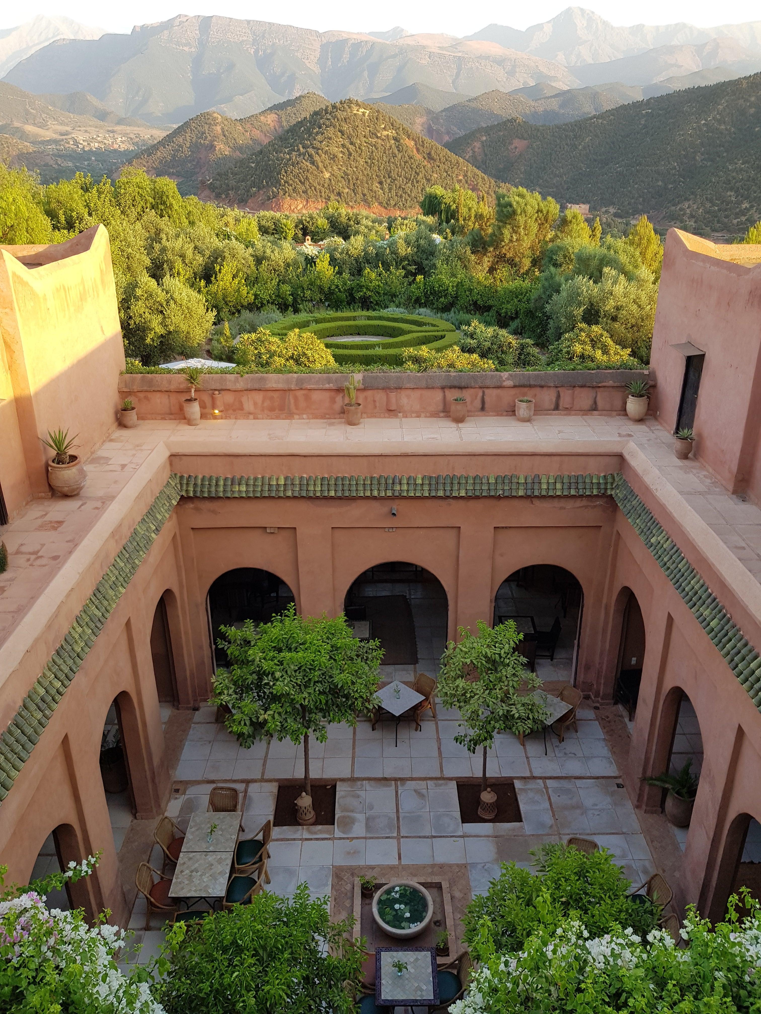 Your Honeymoon in Marrakech Needs Pom-Pom Earrings