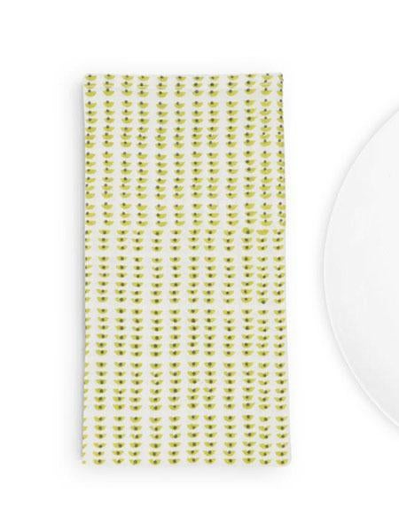 Treat Your Table to Technicolor Napkins
