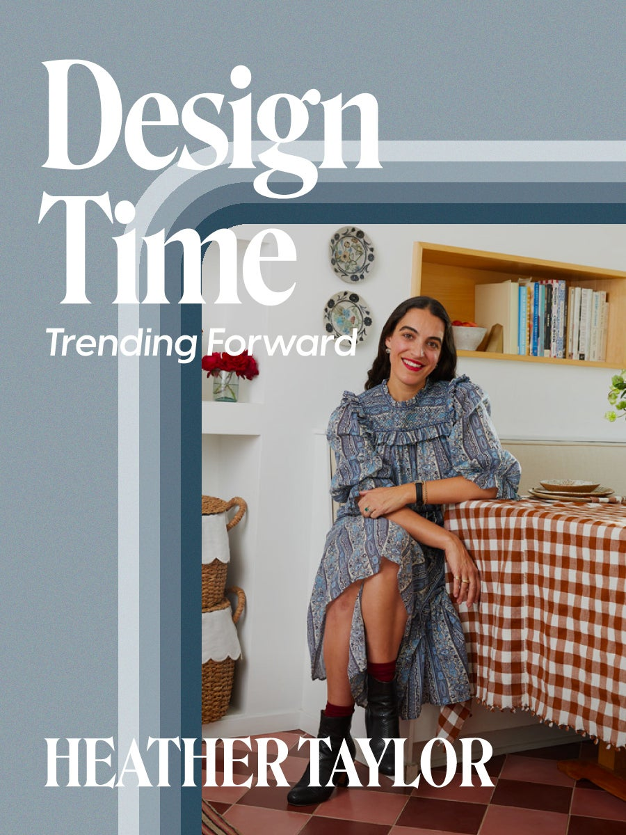 According to Heather Taylor, This Cottagecore Trend Makes a Big Impression