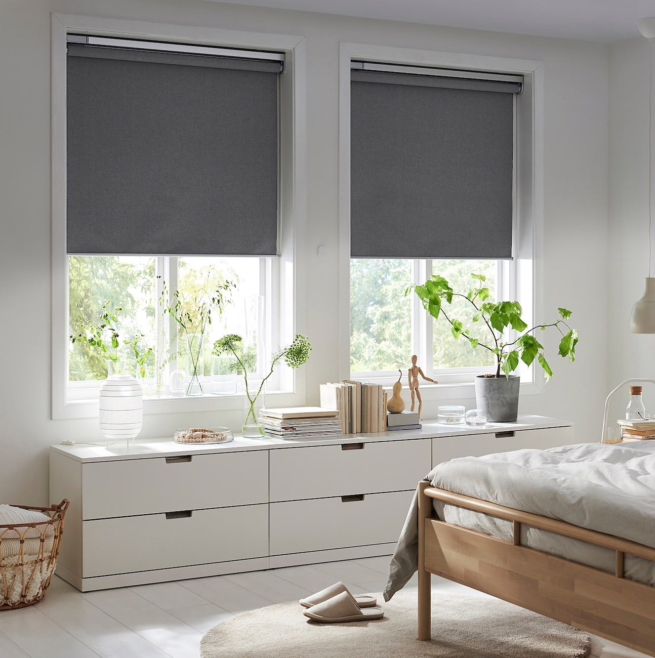 IKEA blinds