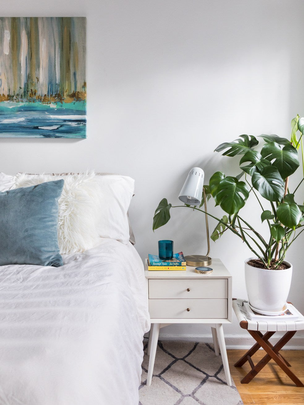 The Key to a Good Night's Sleep? These Bedroom Plants