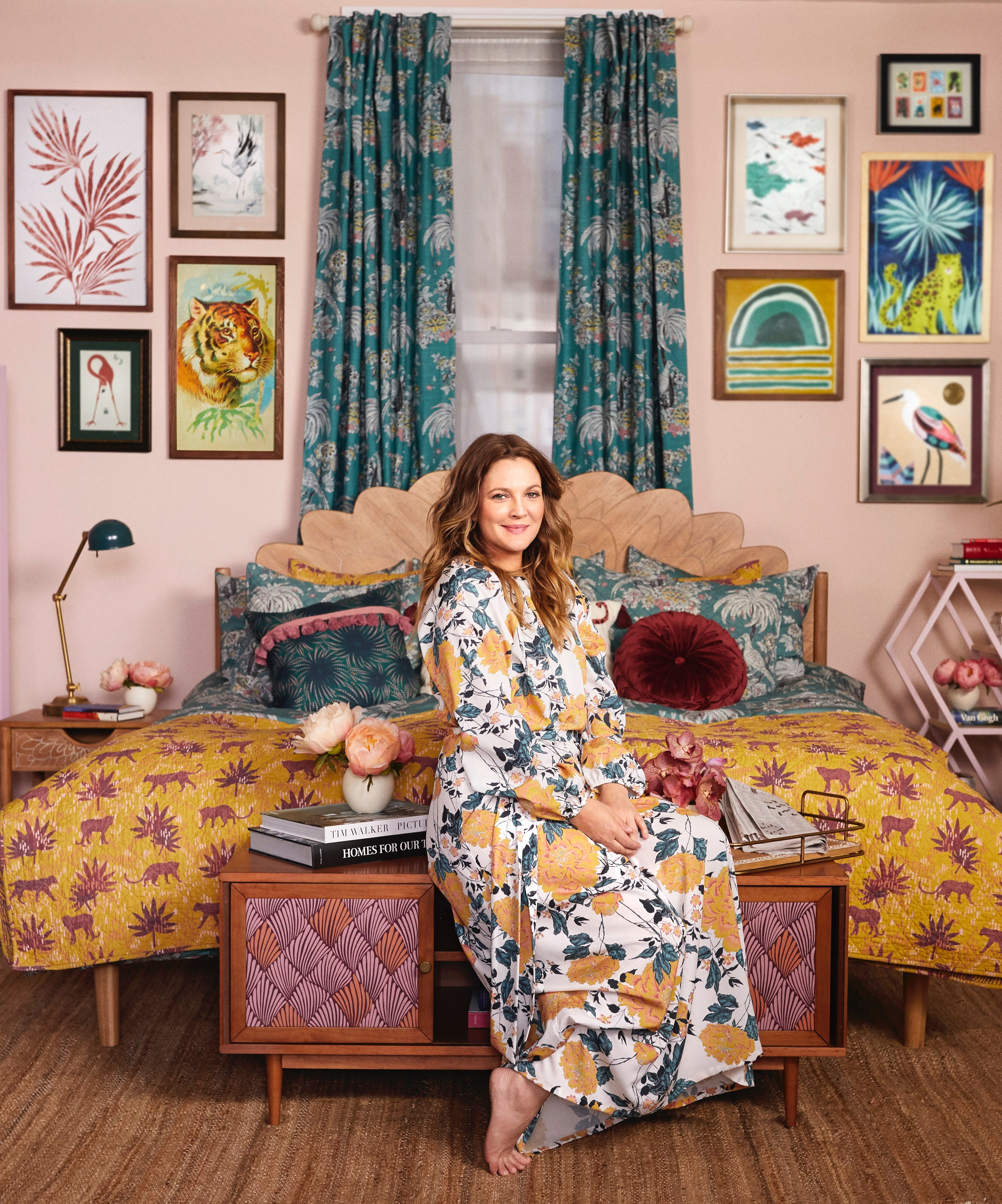Drew Barrymore's Flower Home Fall Collection Features Three Smart Storage Solutions