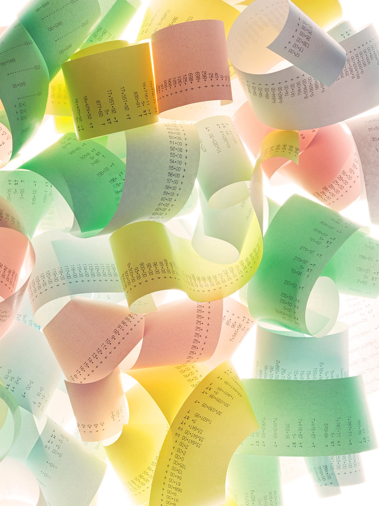 colorful-receipts