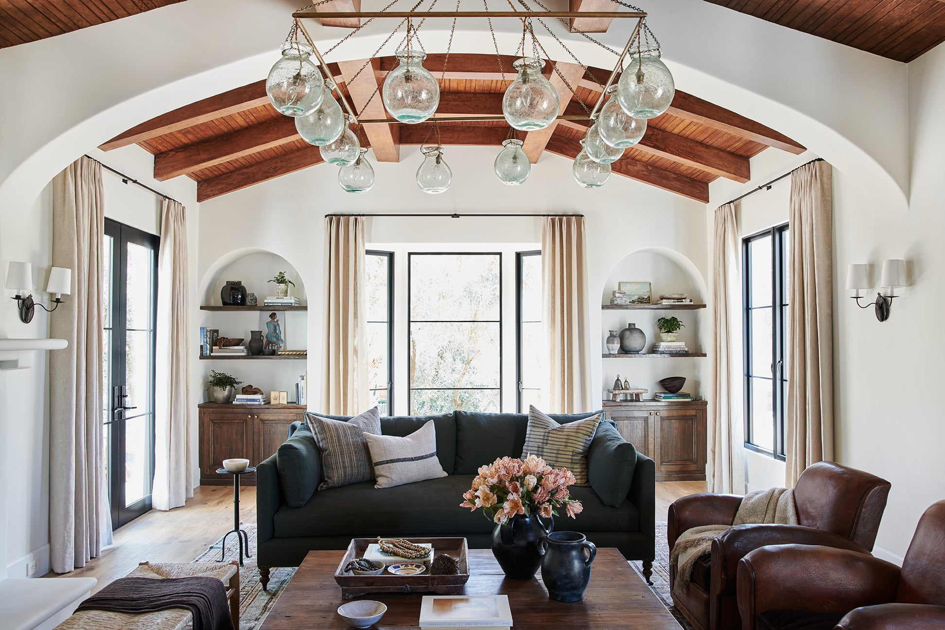 Wood Ceilings Are the Newest Design Detail We're Excited About