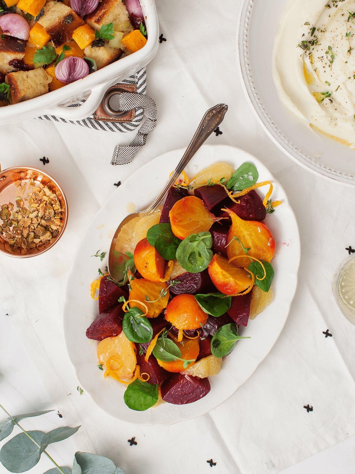21 Vegan Thanksgiving Recipes, Vegetarian Thanksgiving – Domino