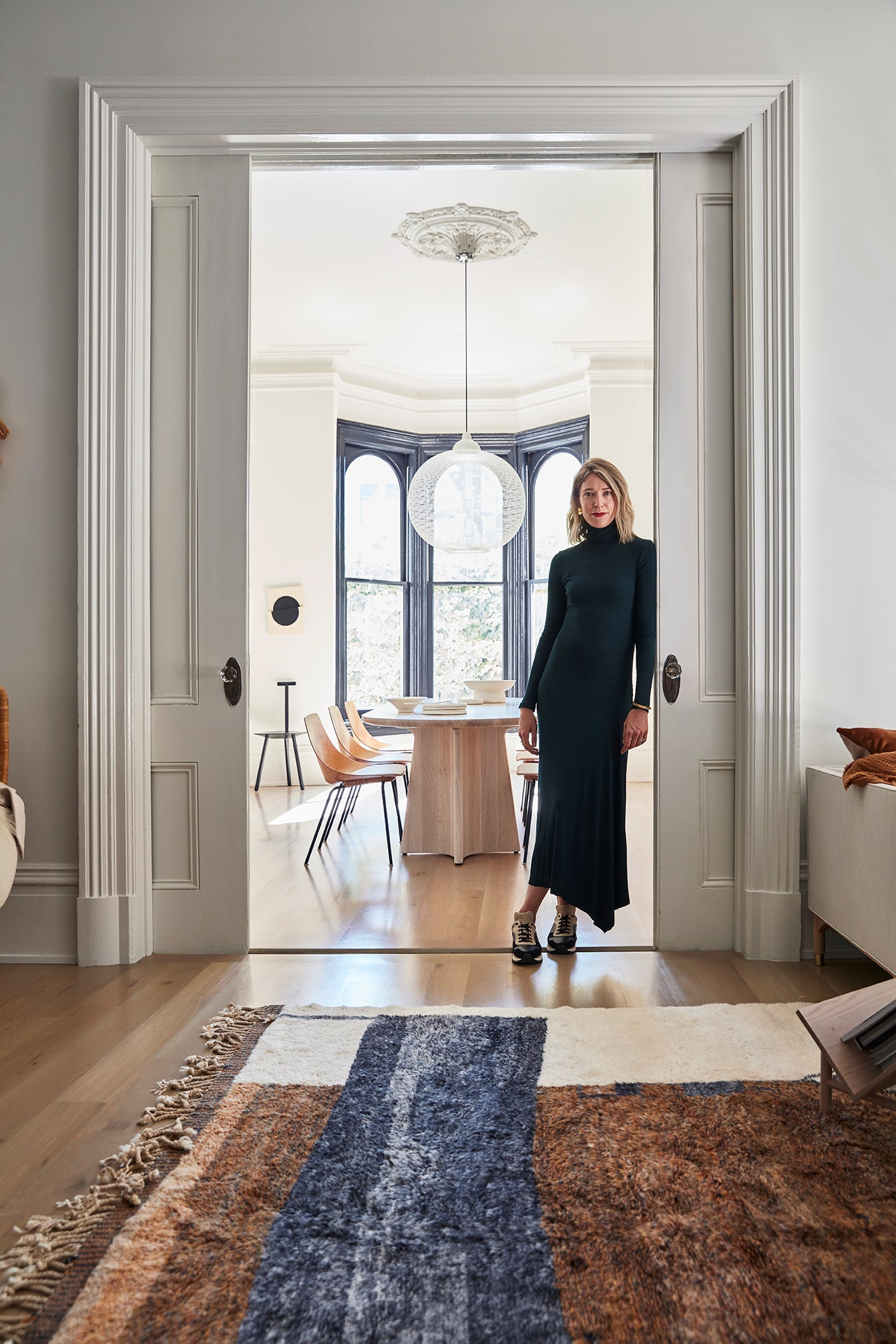What Does It Take to Make an 1850s Victorian Home Feel Thoroughly Modern?