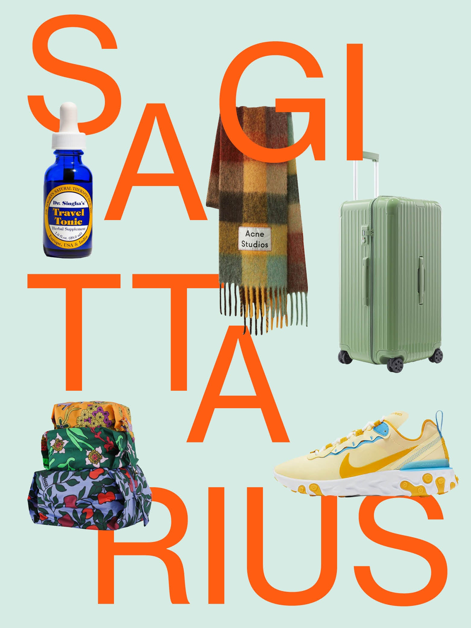 We Packed Your Suitcase for the Holidays