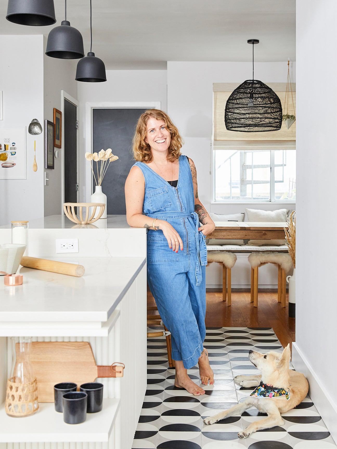 Every Nook Has Hidden Storage in This Brooklyn Baker's Kitchen