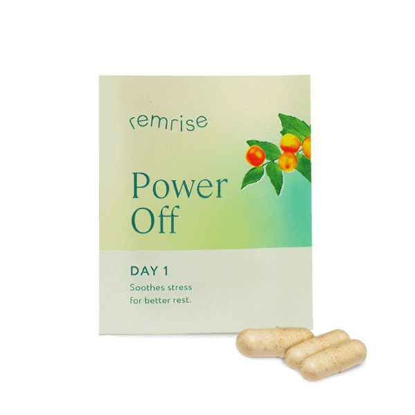 Remrise Power-Off Pills