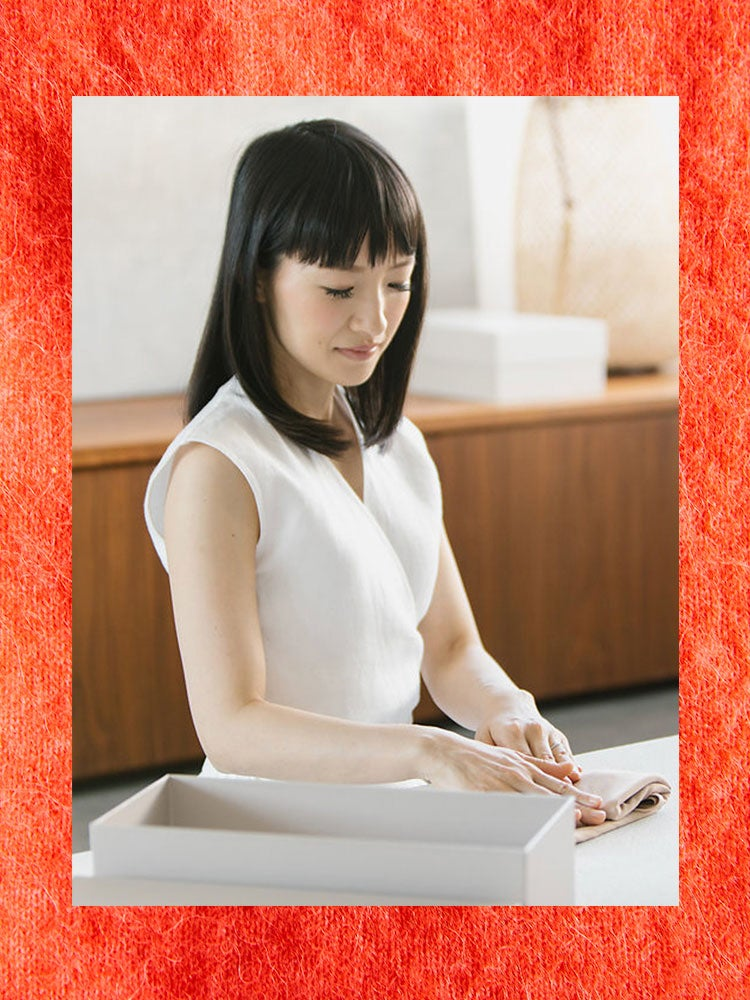 Marie Kondo's Go-To Gift Has Nothing to Do With Organizing
