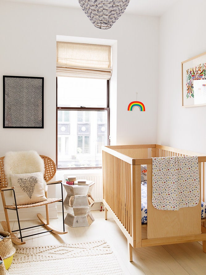 8 Small Nursery Room Ideas That Make The Most Of Every Square Inch