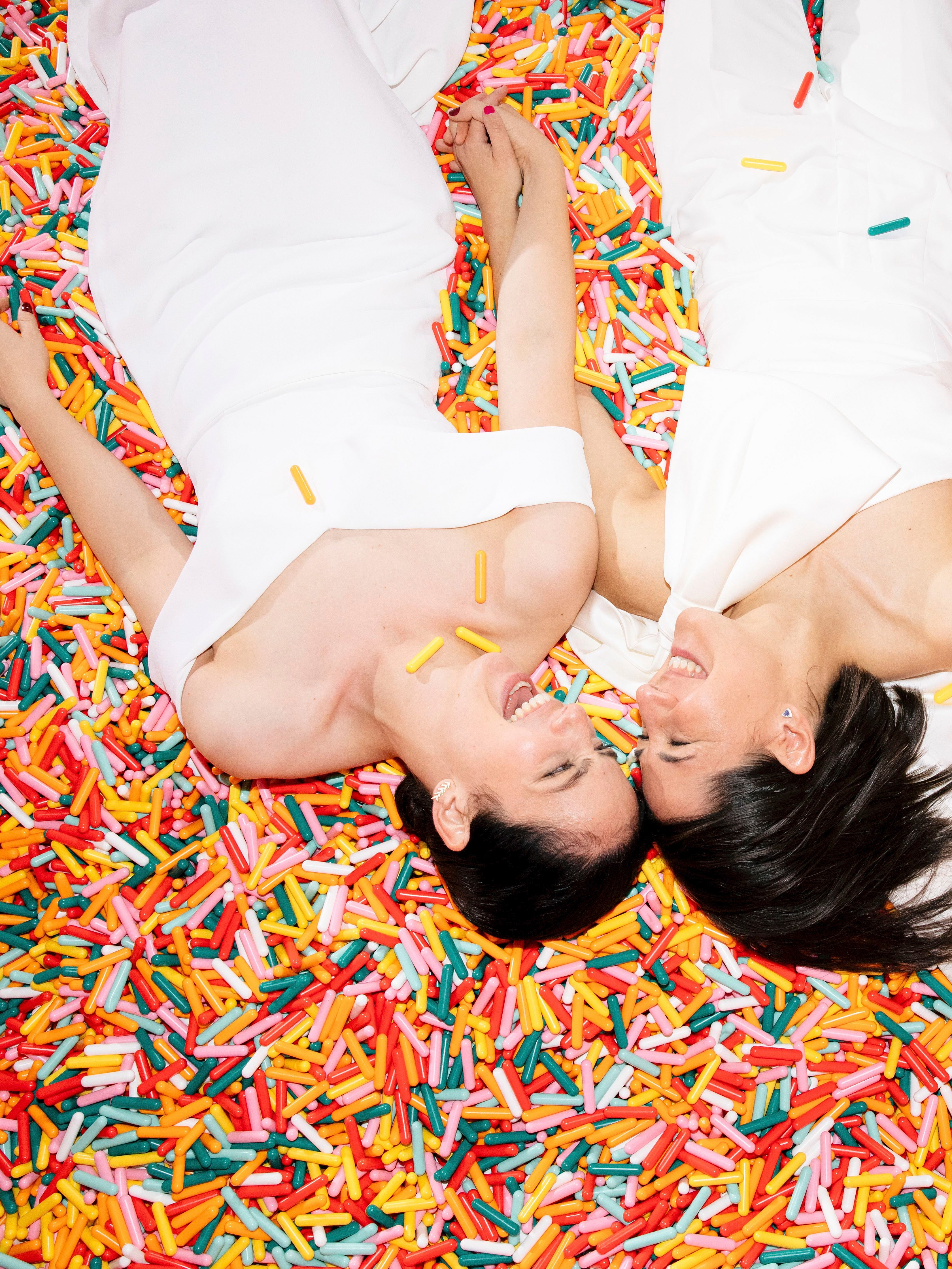 This Candy-Themed Wedding Was Every Bit as Sweet as It Sounds