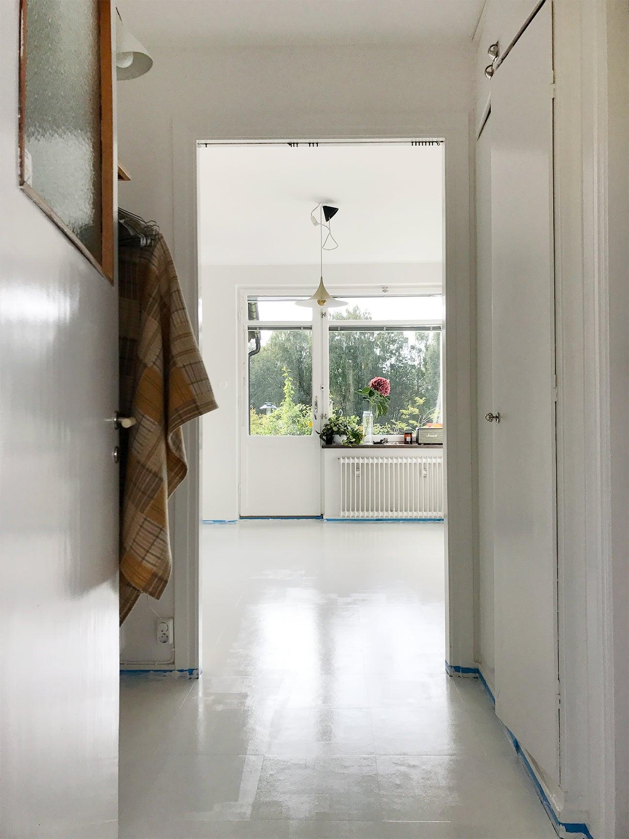 This Terrazzo Floor Diy Is As Cool