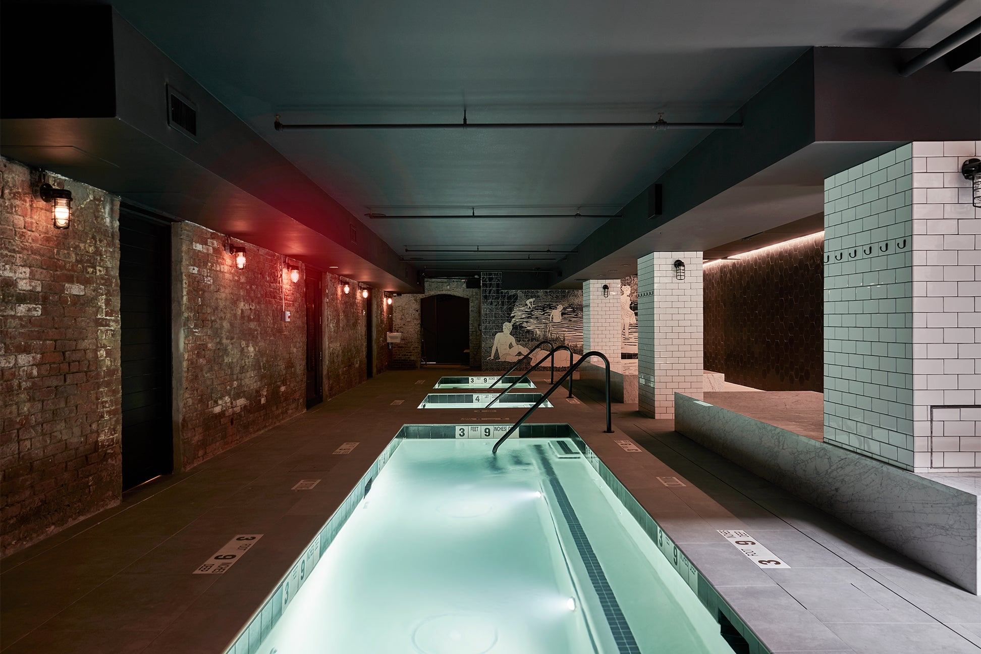 Mood thermal bath interior